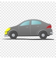 Hatchback car Cartoon vector image vector image