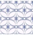 Seamless laurel wreath pattern Spiral swirl vector image vector image