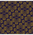 seamless pattern in eastern style vector image vector image