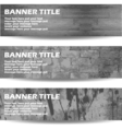 COLORFUL BANNER REAL vector image