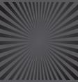 black spiral line background vector image