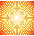 colorful sunburst background radiating converging vector image