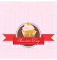 Sweetest Day vector image vector image