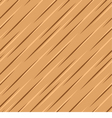 brown wooden surface vector image