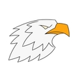 Eagle head logo 2