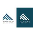 roconstruction company logo vector image vector image