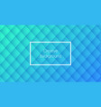 geometric background with rhombic pattern vector image