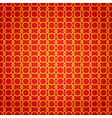 National chinese seamless pattern Chinese new year vector image vector image
