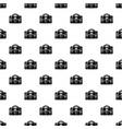 travel bag destination icon simple black style vector image vector image