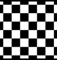 chessboard or checker board seamless pattern in vector image vector image