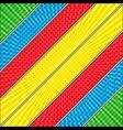 comic light diagonal background vector image vector image