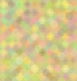 pastel geometric background in shades rainbow vector image