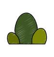 cactus icon imafe vector image vector image