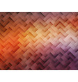 color tile mosaic wallpaper vector image
