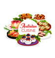 australian cuisine food dishes traditional meals