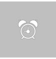 alarm computer symbol vector image vector image