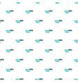 pan pattern seamless vector image vector image