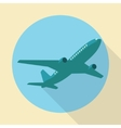 Air plane icon vector image