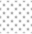 Cosmetic flower pattern seamless