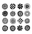 Ethnic handmade ornament for your design vector image vector image