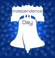 Independence day of the usa liberty bell