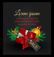 sale gift boxes black friday promotion christmas vector image