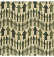 textile print vector image vector image