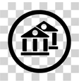 Banks Flat Rounded Icon