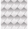 Seamless Slylish White Pattern vector image vector image