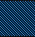 seamless striped pattern dark blue vector image