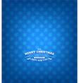 Christmas Card Backdrop vector image