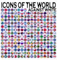 World icons vector | Price: 1 Credit (USD $1)