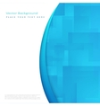 Abstract background with transparent vector image vector image