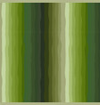 abstract vertical green striped pattern vector image vector image