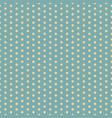 polka dot pattern with small circles dotted vector image vector image