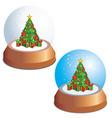 snowball vector image