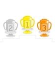 Srt Cup Winners vector image vector image