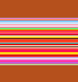 color lines textile background colorful stripes vector image vector image