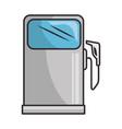 gas station symbol vector image