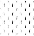 business tie pattern seamless vector image