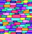 colors wall vector image vector image
