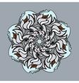 ornamental Mandala Round pattern vector image vector image
