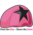 Share the Love vector image vector image