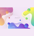 modern and abstract background design vector image vector image