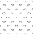safety glasses pattern seamless vector image