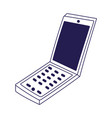 smartphone device gadgey technology digital icon vector image