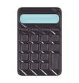 calculator icon image vector image