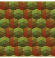seamless texture of triangles hexagon vector image