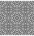 ethnic floral seamless pattern with vector image