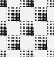 Halftone-background-seamless-pattern vector image vector image